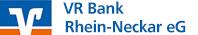 Logo der Volksbank-Raiffeisenbank Rhein-Neckar