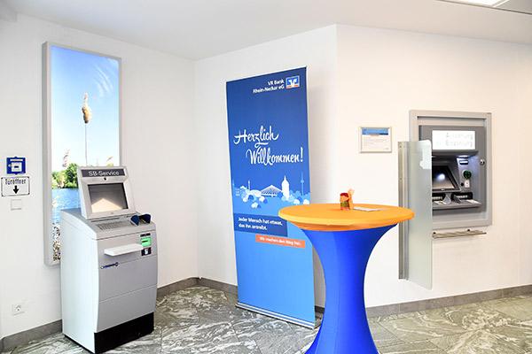 Filiale Maudach Foyer