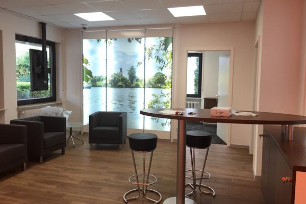 Lounge Filiale Neckarhausen