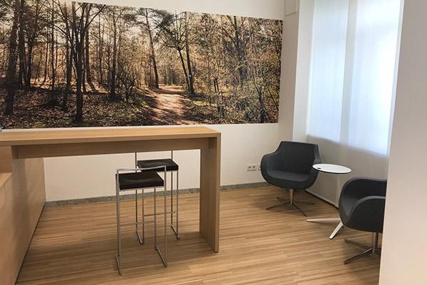 Umbau Filiale Rheinau