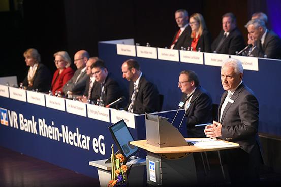 Vertreterversammlung 2016