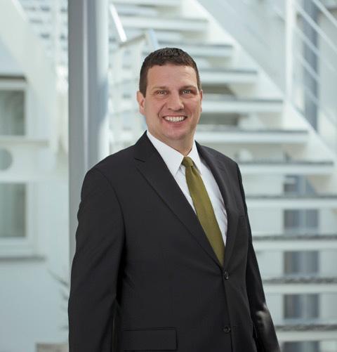 Neu im Aufsichtsrat: Andreas Schmidt
