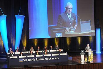 Vertreterversammlung 2013