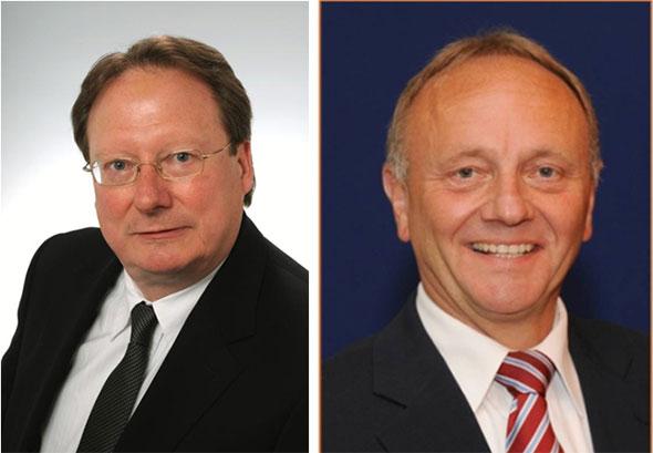 Roland Büttner, Walter Marsch