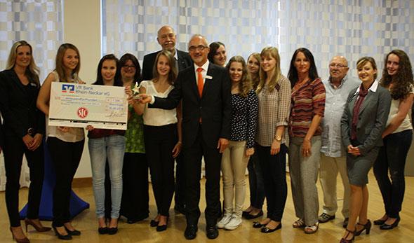 Preisträger Sterne des Sports 2014 Ludwigshafen