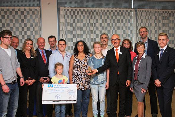 Preisträger Sterne des Sports 2014 Mannheim
