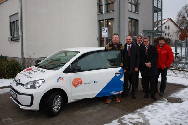 VRmobil DRK-Altenhilfe Vorderpfalz