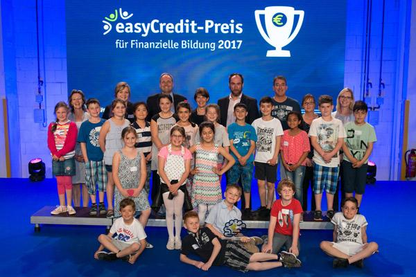 easyCredit-Preis Finanzielle Bildung