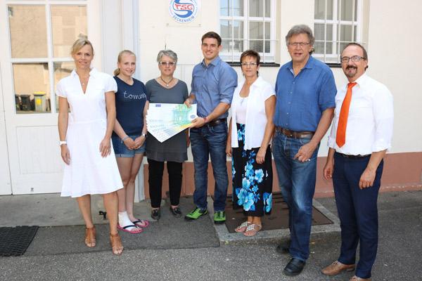 Spendenlauf TSG Seckenheim