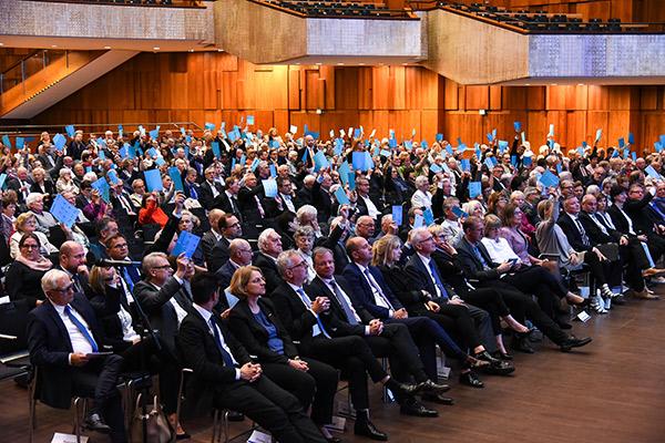 Vertreterversammlung 2019