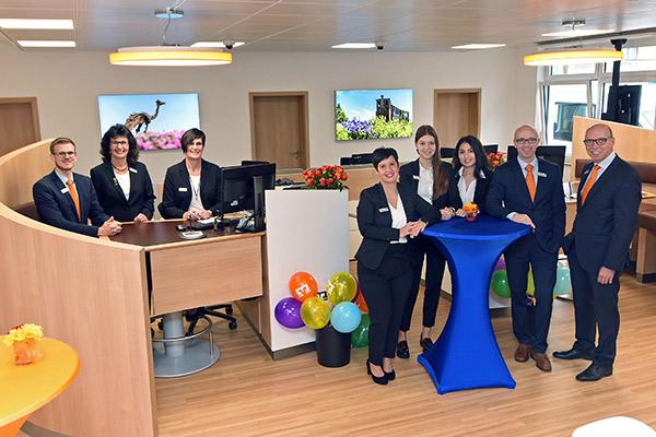 Wiedereröffnung VR Bank Filiale Dannstadt-Schauernheim