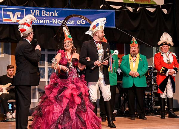 36. VR-Bankfastnacht Seckenheim