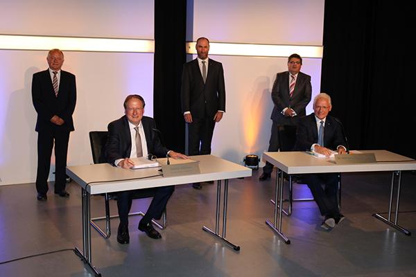 Digitale Vertreterversammlung